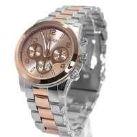 FW839B Elgance Rose Gold Tone Dial Smart Men Unsiex 100 Tested Water Resistant Easy Use Buckle