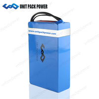 36v battery Water proof IP65 36v 10Ah 12Ah 18Ah 20Ah PVC lithium battery pack for Scooter 350w 500w 750w motor