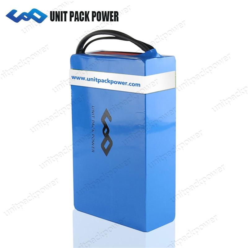 36 v batterie preuve de L'eau IP65 36 v 10Ah 12Ah 18Ah 20Ah PVC batterie au lithium pack pour Scooter 350 w 500 w 750 w moteur