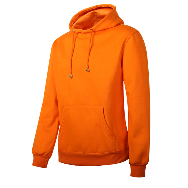Basic Men's Hooded Sweatshirt (7 Colors)