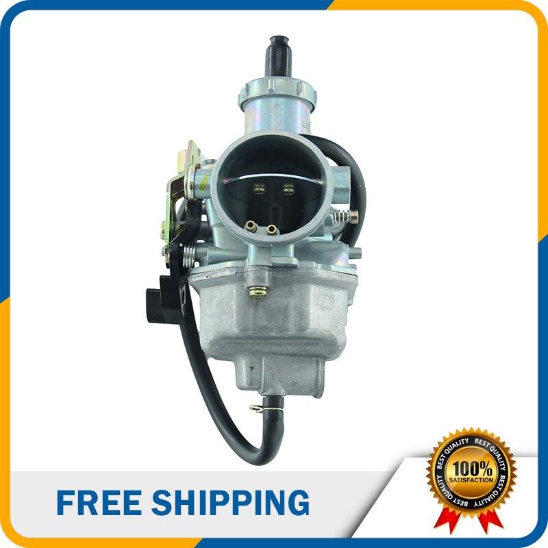 US $21 58 9% OFF|250cc Carburetor Keihin PZ30 Cable Choke Carburetor 30mm  for CG250 CB250 ATV Buggy Dirt Bike Moped Scooter HK 147-in Carburetor from