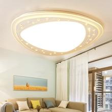 Современный Пульт Управление Dimmable потолочный светильник, люстра K9 кристалл потолочный светильник акрил гостиная спальня светильники