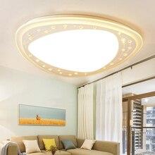 Modern Remote Control Dimmable Led Ceiling Lamp Lustre K9 Crystal Ceiling Light Acrylic Living room bedroom Lighting Fixtures цена в Москве и Питере