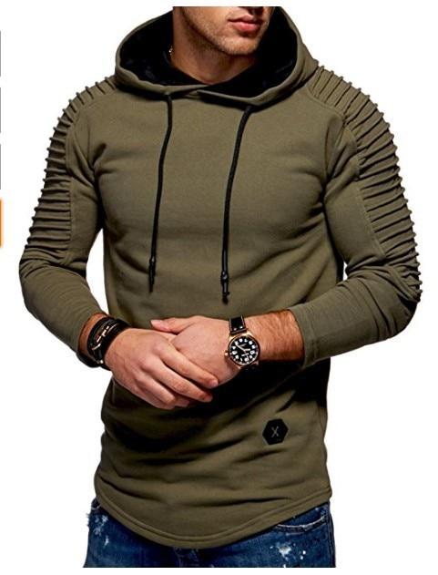 Homme XXL Star and Stripes Sweat-Shirt /à Capuche