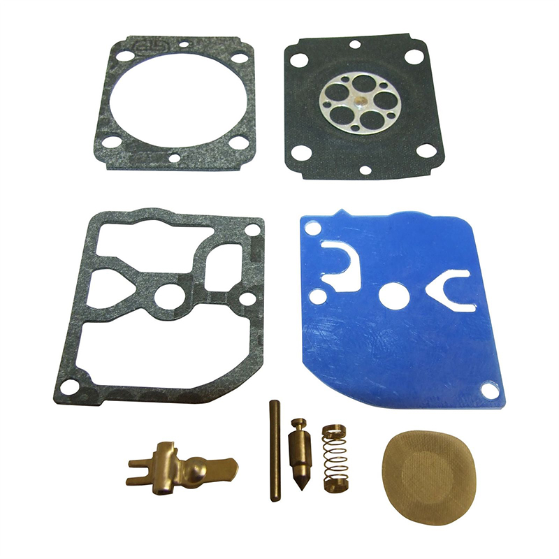 Carburetor Gasket Diaphragm Rebuild Kit For Stihl & Zama BG66 BG86 W/ Zama C1M Carburetor Blower Spare Gasket Garden Tools Parts
