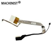 """וידאו מסך להגמיש עבור HP Compaq CQ50 G50 G60 CQ60 CQ70 15.4 """"מחשב נייד LCD LED LVDS תצוגת סרט כבל 50.4H507.001 50.4H506.002"""