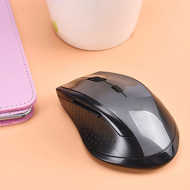 3200DPI Wireless Ergonomic Mouse