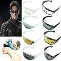 Enfriar Nuevo Estilo X-men Robot Personalidad gafas de Sol UV400 Lentes de Protección
