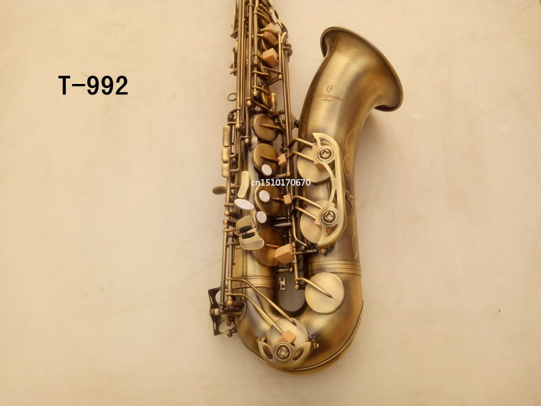 Japan YANAGISAWA New T-992 B flat tenor saxophone Top musical instrument tenor YANAGISAWA saxophone performances shipping 2018 japan yanagisawa new tenor saxophone t 992 b flat tenor saxophone gold key yanagisawa sax with accessories professionally
