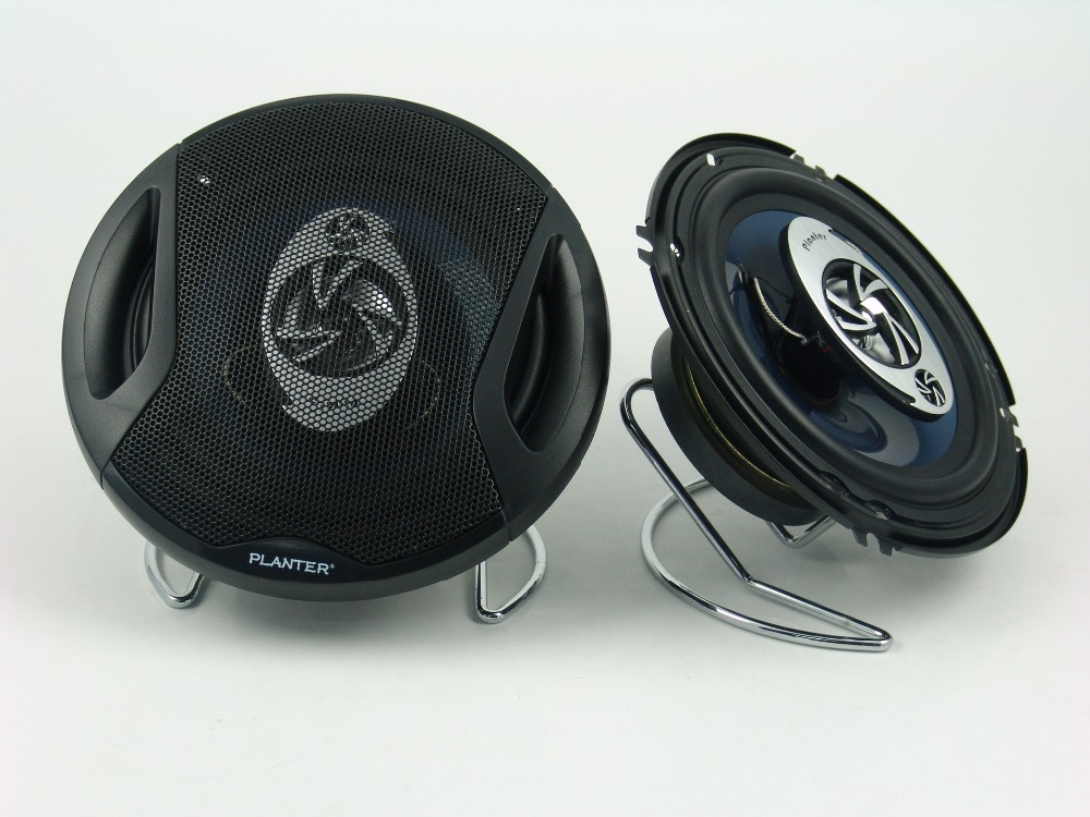 2017 New Speakers TS-A1671E 6 inch 4-way 400 Watt Coaxial Car Speakers ts 4 12
