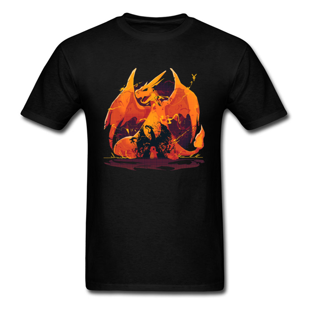 Dungeons-and-Dragons cosie T Shirt for Men Pure Cotton Labor Day Tees Slim Fit T-Shirt Short Sleeve Classic Round Neck Dungeons-and-Dragons black