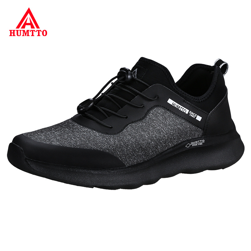 Breathable Low Male Sneakers Outdoor Non slip Wear Resistant Men Sport Jogging Shoes Convenient Light Band