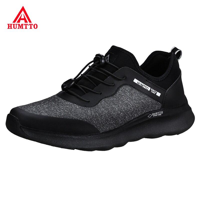 Baskets basses respirantes pour hommes en plein air antidérapant résistant à l'usure pour hommes chaussures de Jogging de Sport