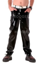nature latex trousers rubber garment rubber latex wear latex pants