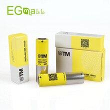 Haute Qualité 18650 Batterie Listman 3000 mah 40a Li-Mn batterie pour boîte de Cigarette électronique mod Vaporisateur Mod vs LG HG2 SS 30Q