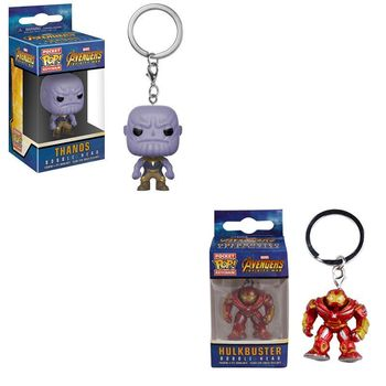 FUNKO POP  The Avengers 3: Infinity War THANOS HULKBUSTER action Figure Collection Model Toy with retail box