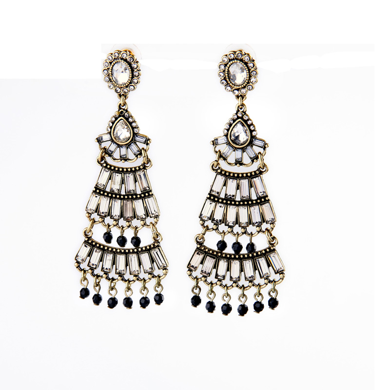 Chandelier Earrings Wholesale TopEarrings – Oversized Chandelier Earrings