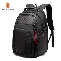 ARCTIC HUNTER 15.6inch Waterproof USB Laptop Men's bags Sport Travel Notebook Casual Schoolbag Pack Male Backpack Mochila Bolsas
