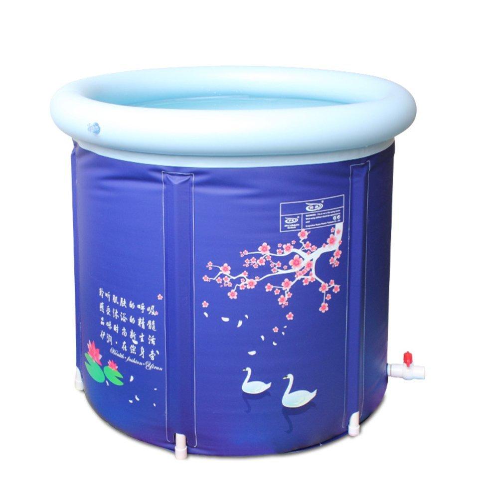 increased folding bathtub sauna bath barrel inflatable