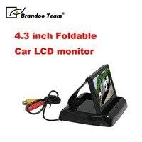 4.3 inch Foldable car LCD monitor