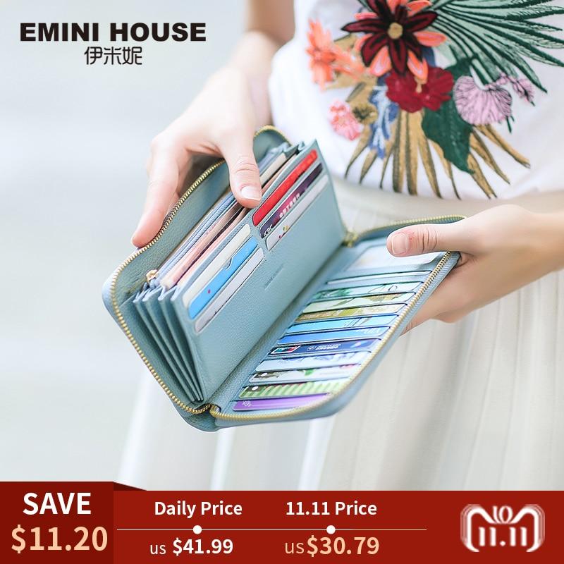 EMINI HOUSE RFID Large Capacity Women