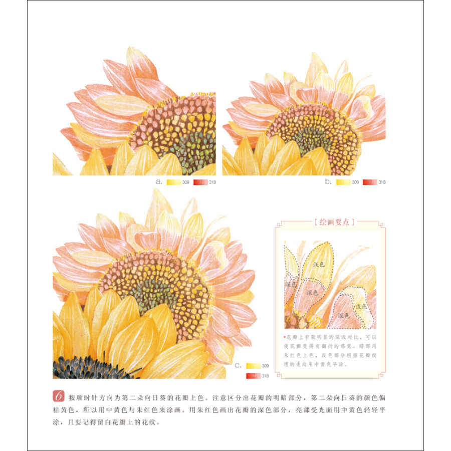 aliexpress com buy feile bird chinese coloring color pencil