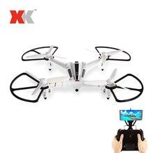 Xk x300 rc fpv drone 5.8 г rc мультикоптер drone с wi-fi hd камера 720 P 2.4 ГГц 8ch 6-осевой гироскоп вертолет vs hubsan x4 h501s