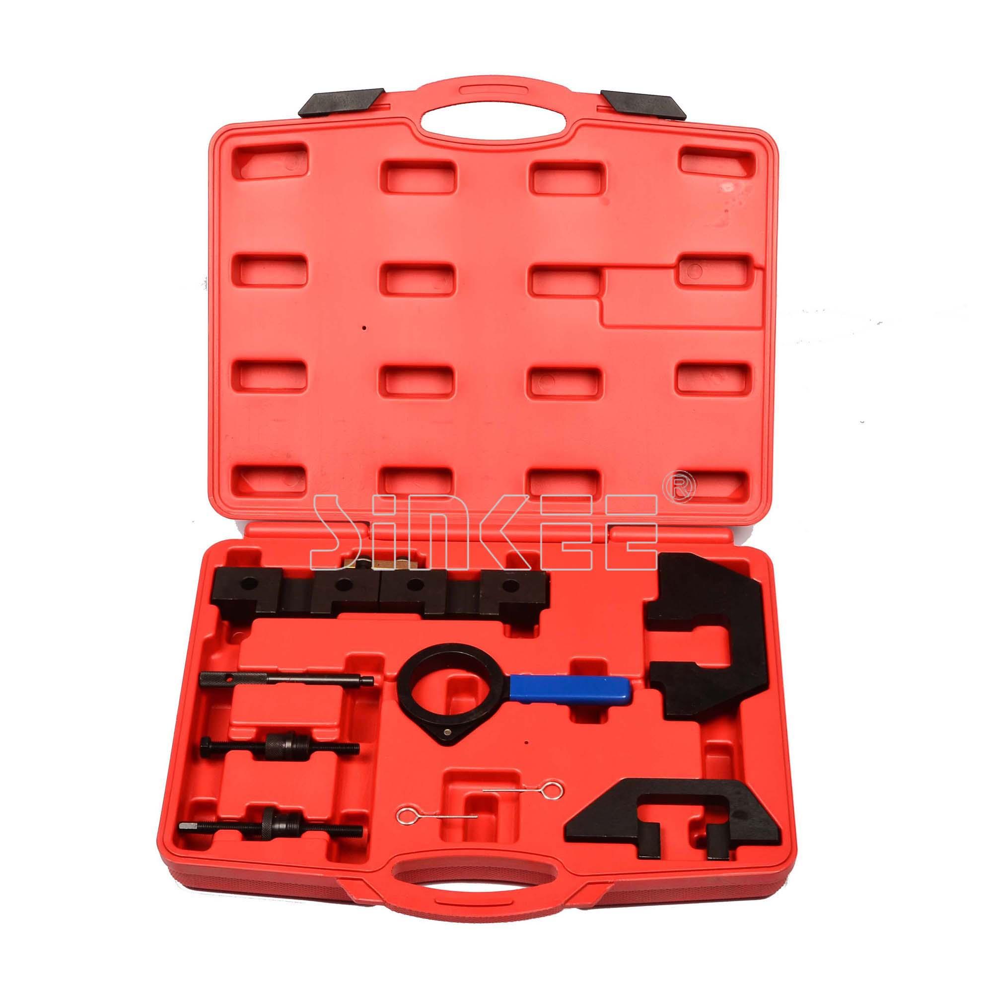 Petrol diesel engine timing tool kit for vanos bmw chain belt m42 50 52