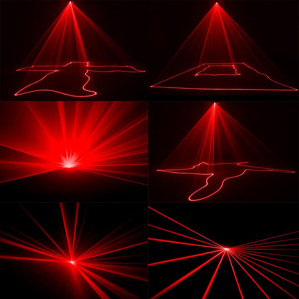 ضوء الليزر الإضاءة الضوئي 9