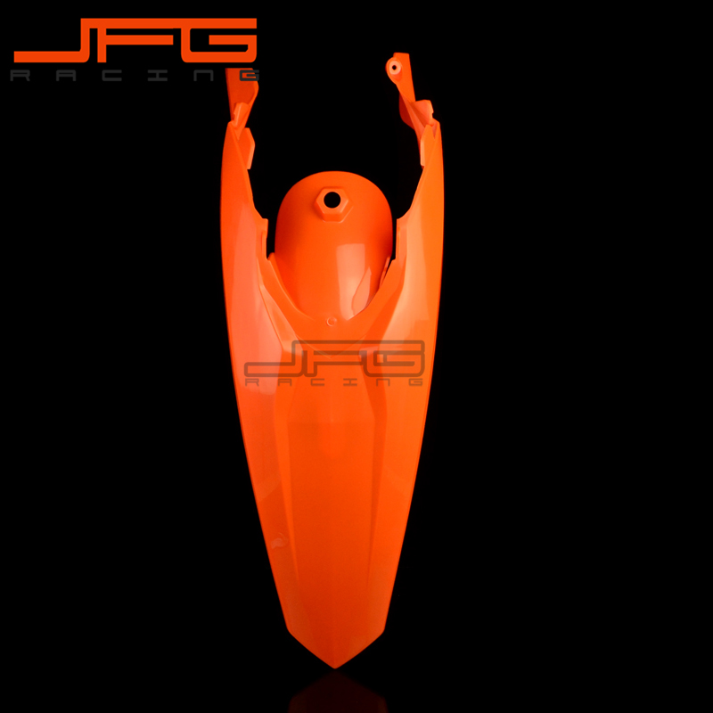 New Plastic Rear Fender For KTM SX 125 150 250 SXF 250 350 450  Dirt Bike Off Road Motorcycle Parts xuankun ktm 250 xtr250 off road motorcycle full set of plastic shells