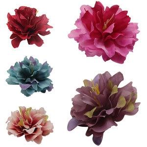 Hair Accessories for Girls Women Flower Hairpins Wedding Beach Headwear High Quality Hair Clips Bohemian Clips For Women