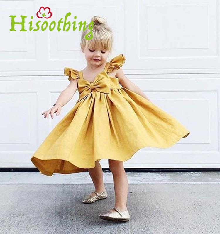 Newborn Infant Baby Girls kids cute dresses for girls Wings Ruffles princess Dress Outfits Clothes girl party dress Big bow tie red blue kids dresses for girls long sleeve princess dress girls clothes flower bow decortion baby infant girl dress cheep price