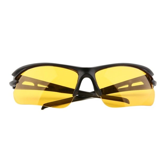 d5e6d825b490 Night Vision Goggles UV400 Resistance Sports Sunglasses Polarized Glasses  Riding Mirror UV Protective Eyewear PC Lens