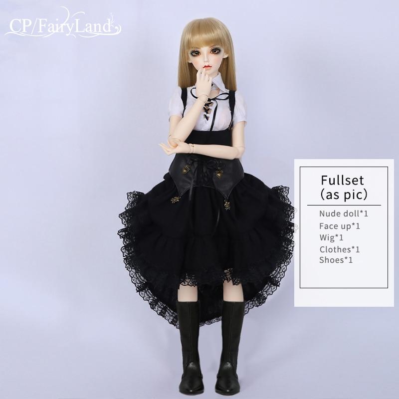 docka bjd sd Fairyland Feeple 60 Celine siut fullser FL 1/3 modell - Dockor och tillbehör - Foto 5