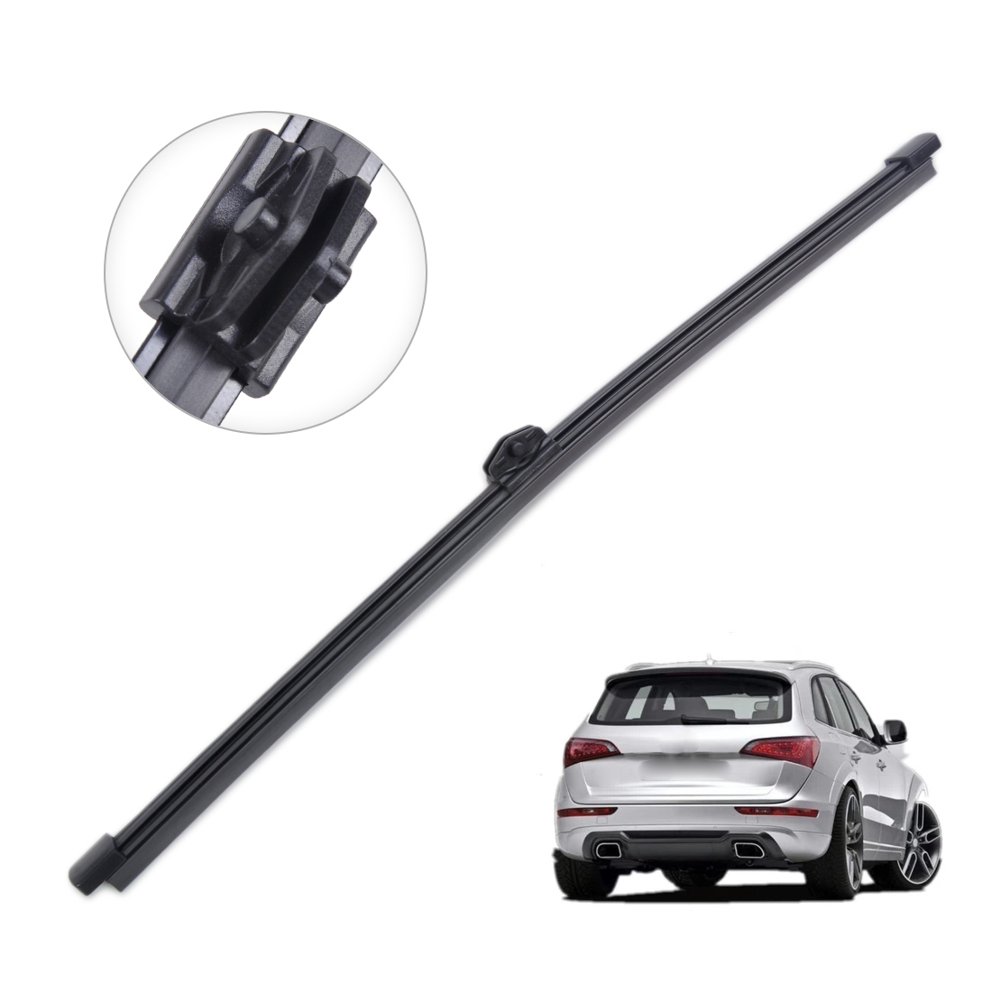 DWCX Rear Window Windshield Windscreen Wiper Blade For Audi Q5 3.2 2009 2010 2011 2012