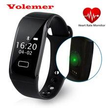 Горячая Смарт-Браслет K18S Умный Браслет Bluetooth Монитор Сердечного ритма Смарт-группы Фитнес-Трекер Импульса для android и IOS ПК ID107