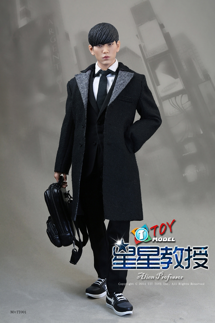 1/6 scale figure doll My Love From The Star Do Min Joon Kim Soo Hyun 12 Action figure doll Collection figure Plastic Model Toys 1 6 scale chinese 007 agent from beijing with love movable action full set figure model toys for collection