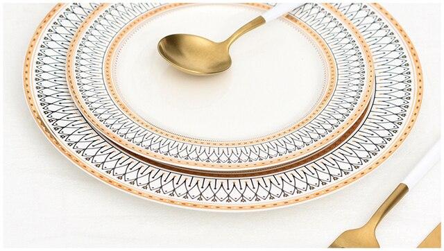 HTB1X8rTLXzqK1RjSZFoq6zfcXXak.jpg 640x640 - dinnerware - Nordic Ceramic Luxury Wedding Plates