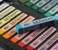 12/24/36/48 Colors Soft Pastels Drawing Set Art Set Soft Crayon Hair Chalk Hair Colors Crayons Art School Supplies ASS043