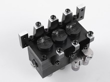 JD-25 Mini Hydraulic Valve Block Kit