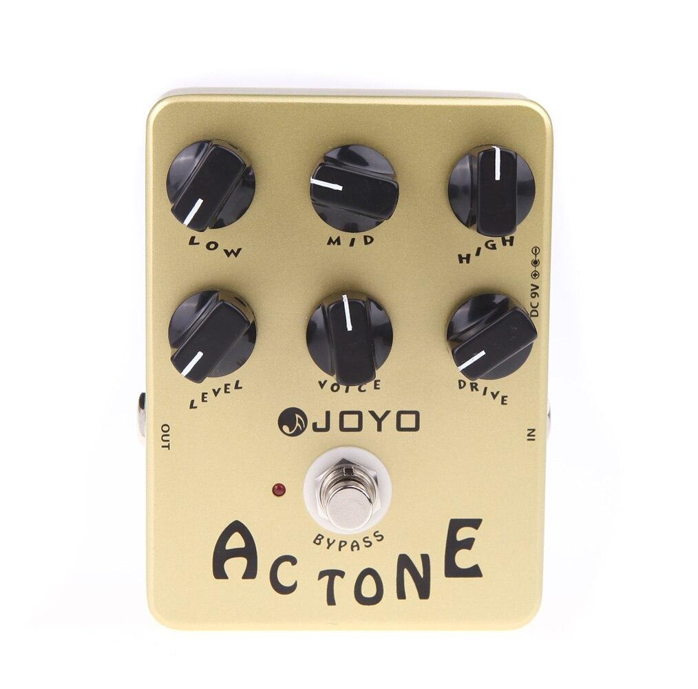 buy joyo jf 13 electric guitar pedal ac tone vox amp simulator guitar effect. Black Bedroom Furniture Sets. Home Design Ideas