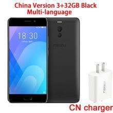 "Original Meizu M6 Note 3GB RAM 32GB 16GB ROM 4G LTE Snapdragon 625 Octa Core 5.5"" FHD 1920X1080P wifi(China)"