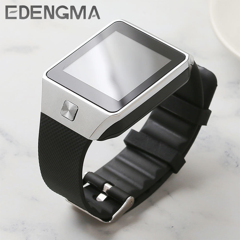 Smartwatch 1.54inch supported 3G MTK6572 1.0GHz Dual Core RAM512M ROM4GB Bluetooth 4.0 And