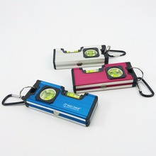 free shipping Wholesale 4/100mm Hot Fashion mini portable professional aluminium level instrument 41013