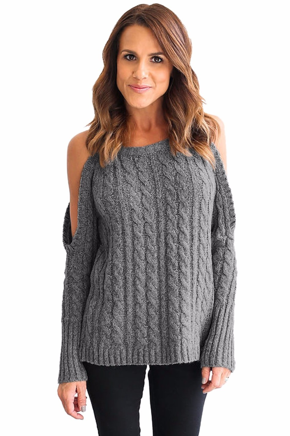 Compare Prices on Cable Knit Sweaters for Women- Online Shopping ...
