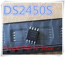 NEW 10PCS/LOT DS2450S DS2450 SOP-8 IC