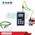 Бесплатная доставка цифровой толщиномер с измерениями диапазон 0 ~ 1250um Leeb232