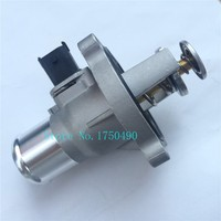 2pcs Lot Engine Coolant Thermostat Assembly OEM 55578419 96984104 For Opel Astra Zafira Signum Vectra Chevrolet