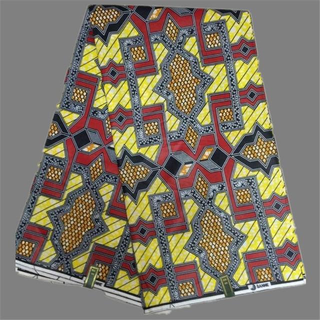 a5201ea8e7cd71 Heißer verkauf bunte druck super wachs stoff für kleidungsstücke  Afrikanische gedruckt baumwolle java wachs material WF2