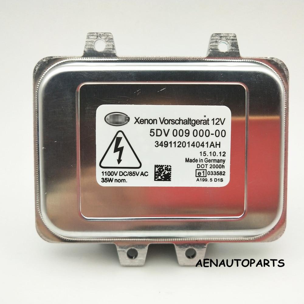 Hella D1S D1R Xenon HID BALLAST OEM 5DV00900000 FACTORY OEM BMW BENZ AUDI